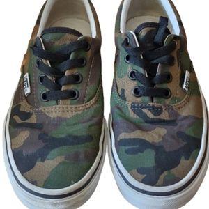 Vans CUSTOMS CAMO ERA Skate Shoe Unisex Size 6